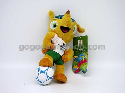 2014 FIFA World Cup Brazil Official Plush Doll