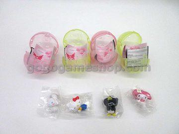 Bandai Hugcot Sanrio Characters 2 Gashapon Toy Miniature Figures