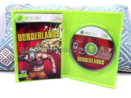 Borderlands Xbox 360 Live Video Game