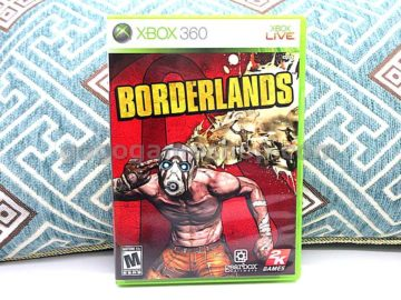 Borderlands Xbox 360 Live Video Game