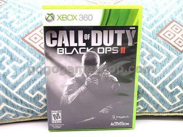 Call of Duty Black Ops II Xbox 360 Video Game