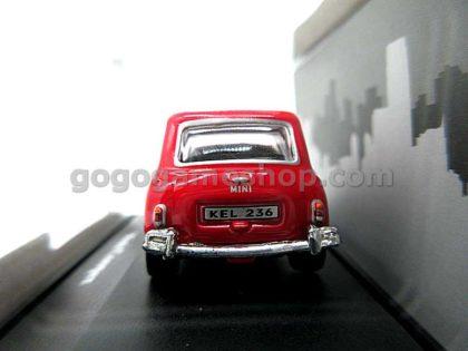 Cararama Hongwell Mini Cooper 1:72 Diecast Model Car