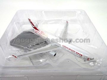Cathay Dragon Hong Kong Special Administrative Region 20th Anniversary Airbus A330-300 1:500 Model