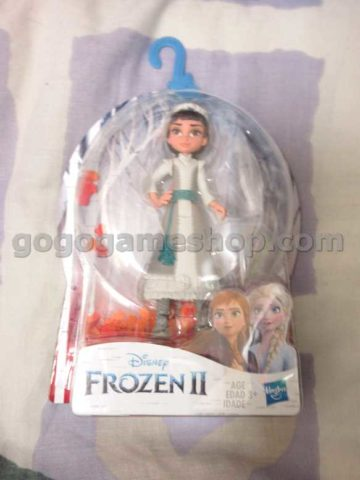 Disney Frozen Honeymaren Small Doll Wearing White Dress