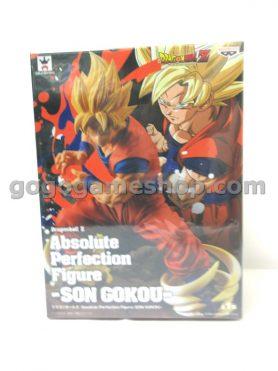 Dragon Ball Z Absolute Perfection Figure - Son Gokou
