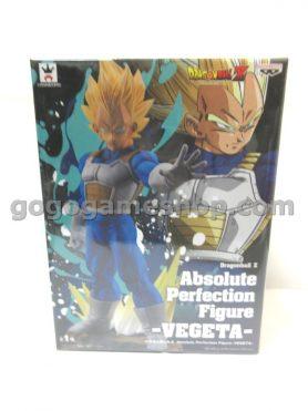 Dragon Ball Z Absolute Perfection Figure - Vegeta