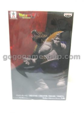 Dragon Ball Z Creator X Creator - Ohzaru Vegeta Figure