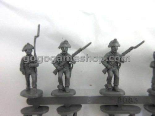 Hat Miniature Soldiers Model Set- 1806 Prussian Musketeers