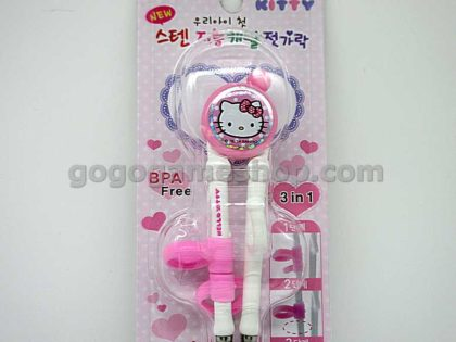 Hello Kitty Educational Chopstick