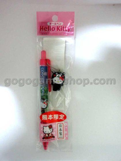 Hello Kitty Japan Kumamoto Exclusive Pen by Sanrio