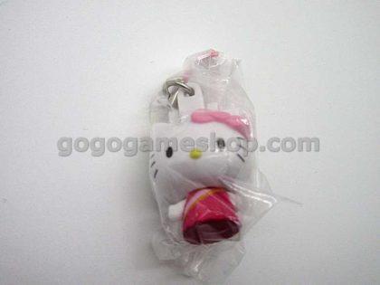 Hello Kitty Key Chain Ornaments Gashapon Toy Set of 5