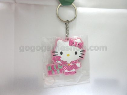 Hello Kitty Keychain (Hong Kong Exclusive)