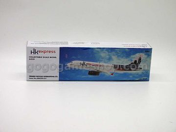 HK Express Airbus A320 Collectable 1:200 Scale Model