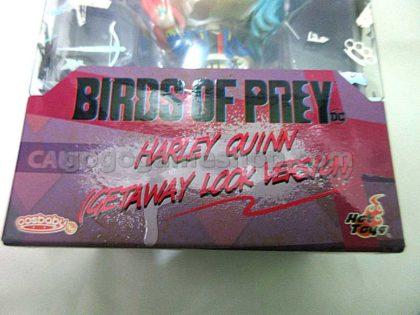 Hot Toys Cosbaby Birds of Prey Harley Quinn (Getaway Look Version)