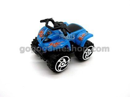 Hot Wheels Cool Things Capsule Toy Miniature High Speed Quad Car Model
