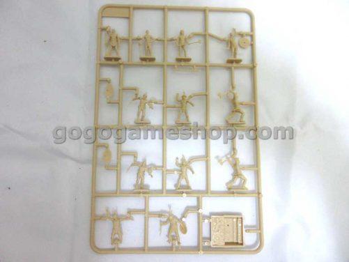 Italeri Historics Miniature Gladiators Model Set