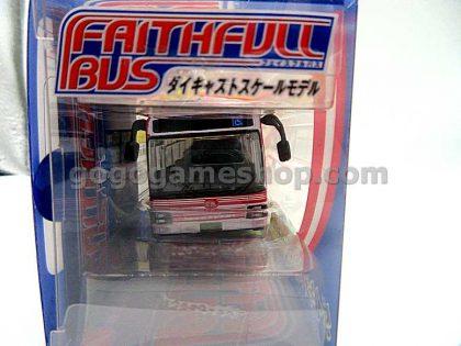 Japan Keihan 1/80 Bus Die Cast Model