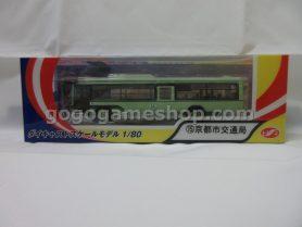 Japan Kyoto City Bus Model