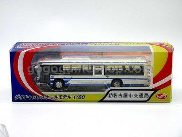 Japan Nagoya 1/80 Bus Die Cast Model