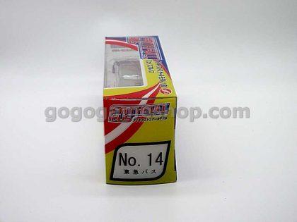 Japan Tokyo NJ1156 1/80 Bus Die Cast Model