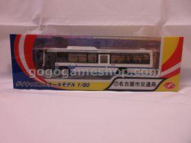 Japan Yokohama Bus Model