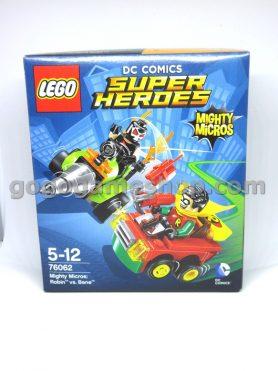 Lego DC Comics Super Heroes Mighty Micros: Robin vs Bane