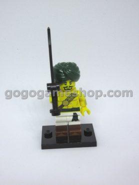 Lego Minifigure Series 16 Number 2