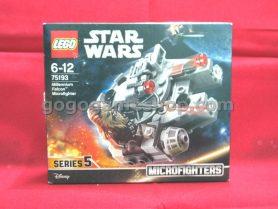 Lego Star Wars Millennium Falcon Microfighter Series 5