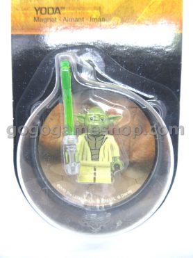 Lego Star Wars Yoda Magnet