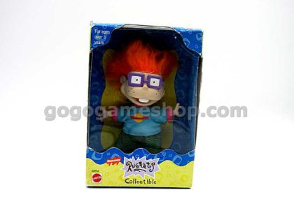Mattel Nickelodeon Rugrats Collectible Chuckie Finster Toy Figure