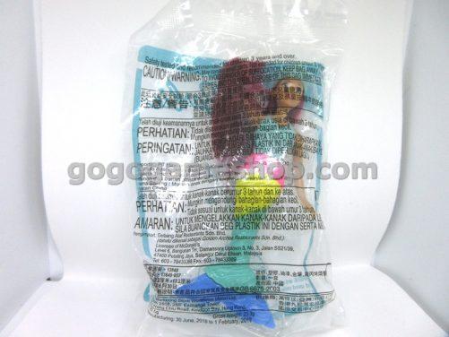 McDonalds Happy Meal Toy Barbie - Barbie Mermaid