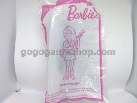 McDonalds Happy Meal Toy Barbie - Barbie Pop Star