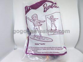 McDonalds Happy Meal Toy Barbie - Barbie Surfer