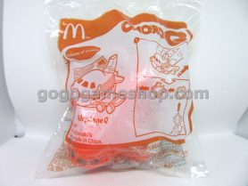 McDonalds Happy Meal Toy Choro Q - Airplane Q