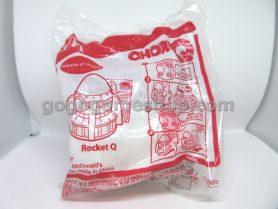 McDonalds Happy Meal Toy Choro Q - Rocket Q