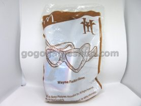 McDonalds Happy Meal Toy Hotel Transylvania - Wayne Fashion Glasses