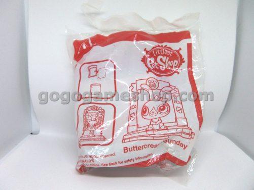 McDonalds Happy Meal Toy Littlest Pet Shop - Buttercream Sunday