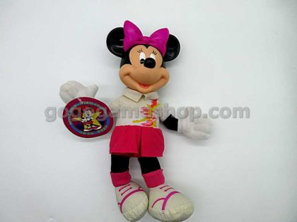 McDonald's 1995 Disney Mickey Mouse and Friends Sports Champion Plush Dolls Set of 4