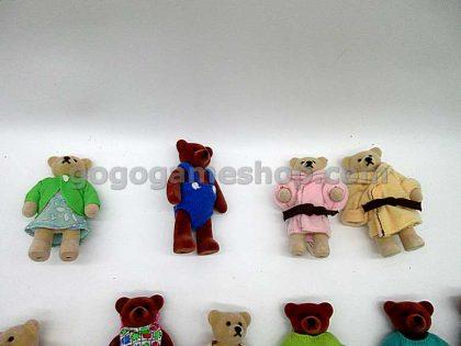 McDonald's 1999 Teddy Bears Set of 28