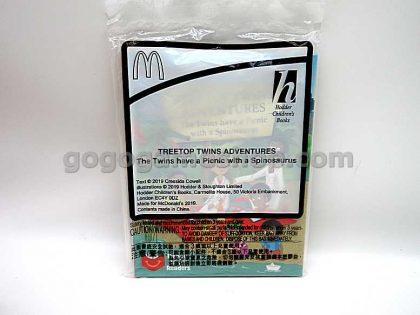 McDonald's English Story Books Treetop Twins Adventures