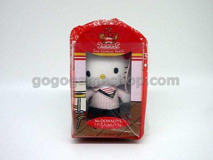 McDonald's Hello Kitty The Cosplay Party Plush Doll