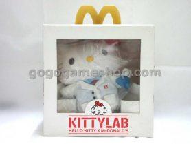 McDonald's Toy - Kittylab Hello Kitty 35th Anniversary Project - Hello Kitty X McDonald's Hello Kitty Doll