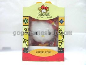 McDonald's Toy - Who's the Next Hello Kitty The Cosplay Party - Super Star Hello Kitty Doll
