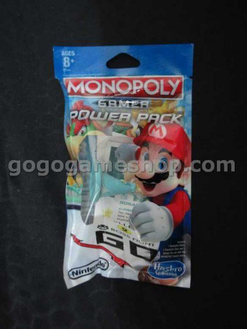 Monopoly Gamer Mario Board Game Power Pack - Rosalina