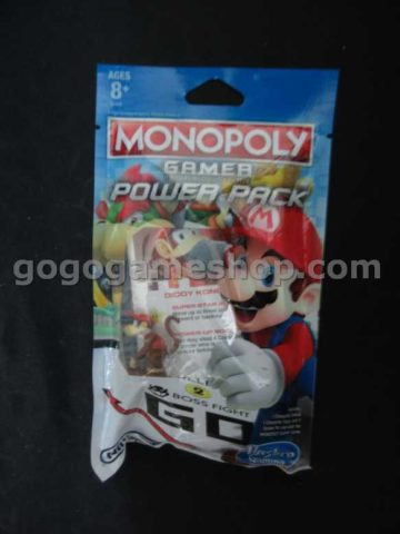 Monopoly Gamer Mario Board Game Power Pack - Diddy Kong