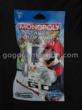 Monopoly Gamer Mario Board Game Power Pack - Toad