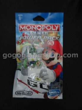 Monopoly Gamer Mario Board Game Power Pack - Luigi