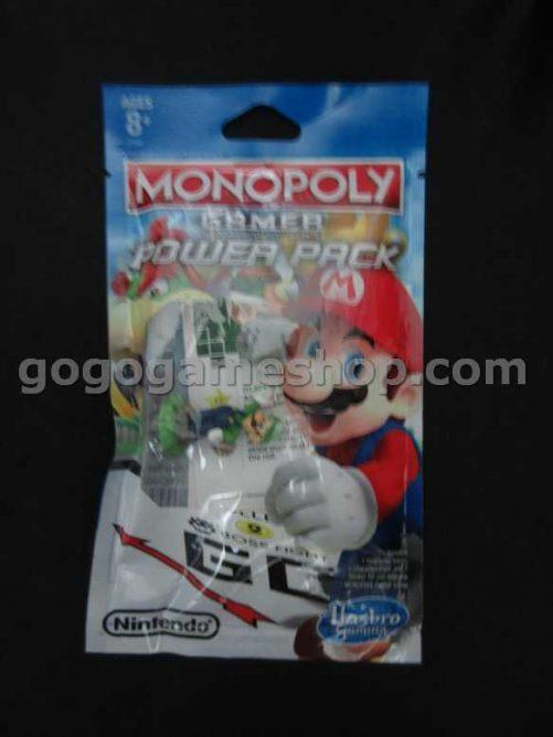 Monopoly Gamer Mario Board Game Power Pack - Luigi