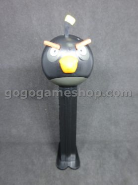 Pez Dispenser Angry Bird Black