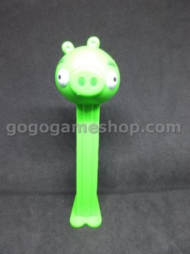 Pez Dispenser Angry Birds Green Pig